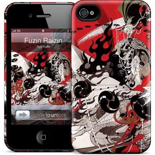 Gelaskins Apple iPhone 4 Hardcase Kılıf Fuzin Raizin