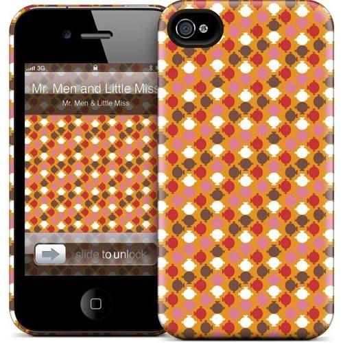 Gelaskins Apple iPhone 4 Hardcase Kılıf Mmlm Pattern5