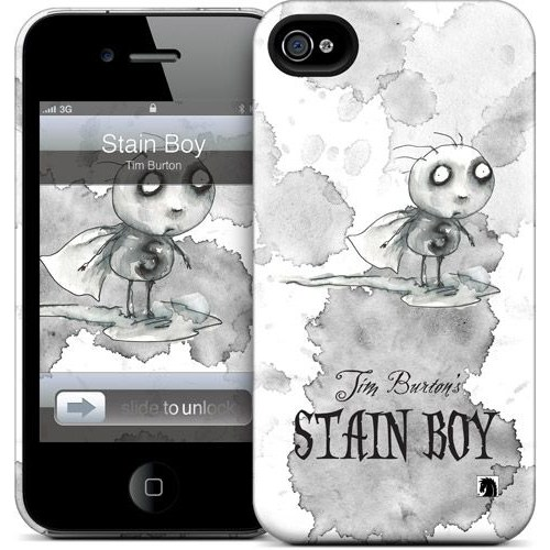 Gelaskins Apple iPhone 4 Hardcase Kılıf Stain Boy