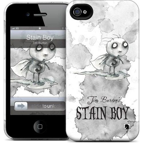 Gelaskins Apple iPhone 4 Hardcase Kılıf Stain Boy
