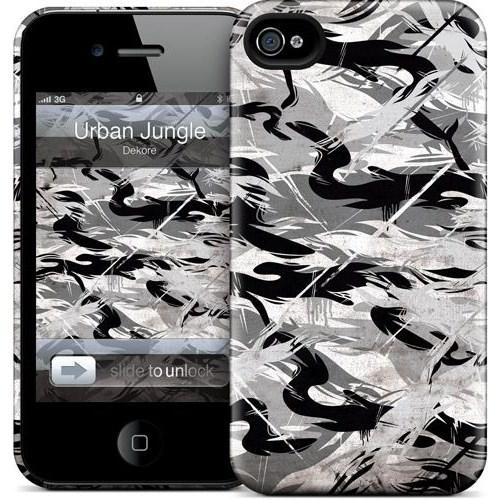 Gelaskins Apple iPhone 4 Hardcase Kılıf Urban Jungle