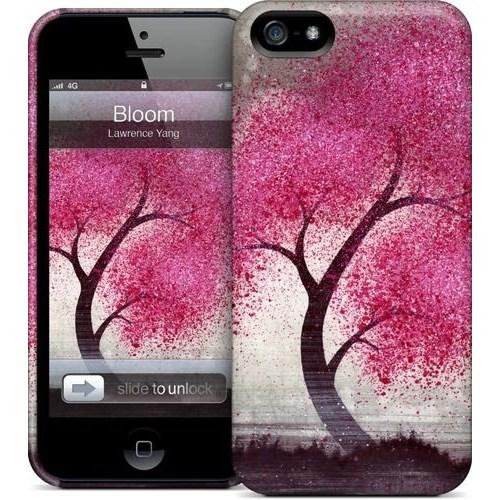 Gelaskins Apple iPhone 5 Hardcase Kılıf Bloom