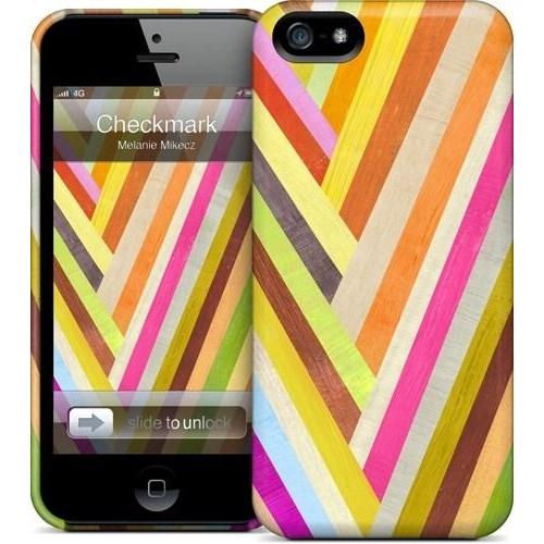 Gelaskins Apple iPhone 5 Hardcase Kılıf Checkmark
