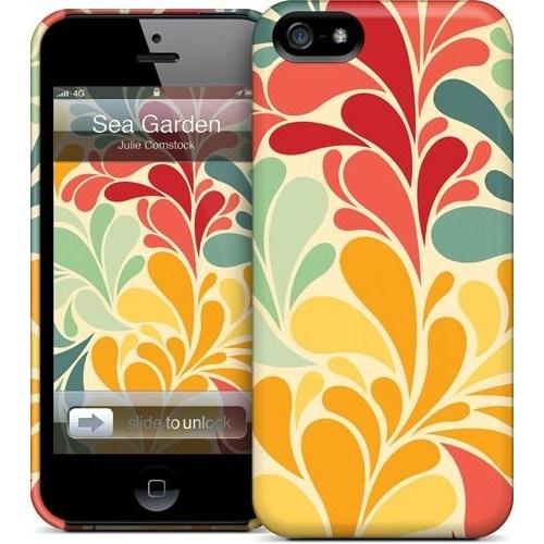Gelaskins Apple iPhone 5 Hardcase Kılıf Sea Garden