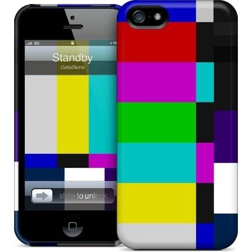 Gelaskins Apple iPhone 5 Hardcase Kılıf Standby