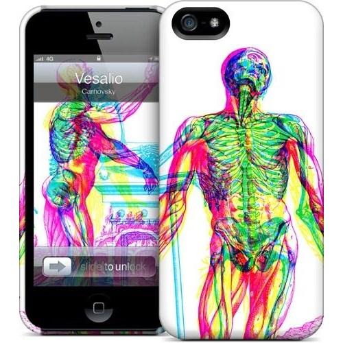 Gelaskins Apple iPhone 5 Hardcase Kılıf Vesalio