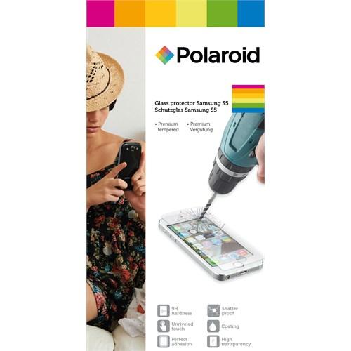 Polaroid Samsung Galaxy S5 Cam Ekran Tam Koruyucu - 22375