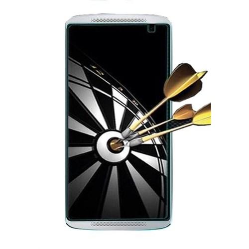 KılıfShop Lenovo Vibe A7010 (K4 Note) Kırılmaz Cam Ekran Koruyucu