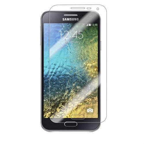 G9 Force Samsung Galaxy E5 Temperli Kırılmaz Cam Ekran Koruyucu