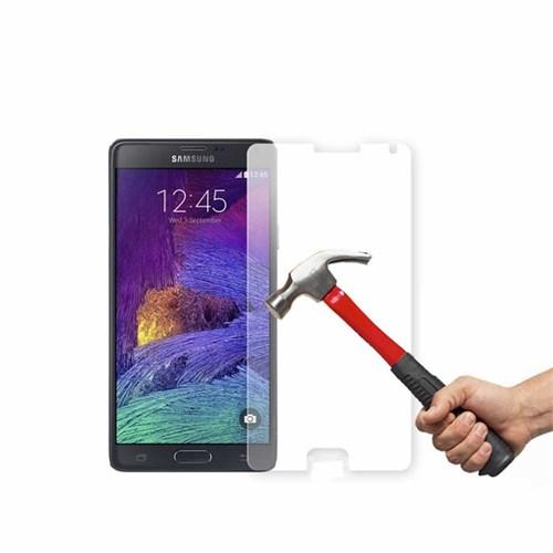 G9 Force Samsung Galaxy Note 4 Temperli Kırılmaz Cam Ekran Koruyucu