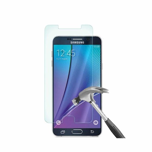 G9 Force Samsung Galaxy Note 5 Temperli Kırılmaz Cam Ekran Koruyucu