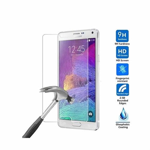 G9 Force Samsung Galaxy Note Edge Temperli Kırılmaz Cam Ekran Koruyucu