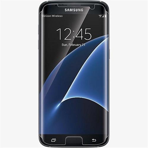 Lopard Samsung Galaxy S7 Edge Kırılmaz Şeffaf Nano Glass 0.2Mm Ekran Koruyucu Film