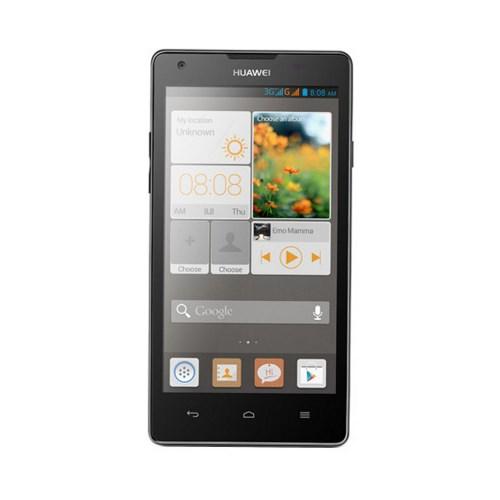CoverZone Huawei Ascend G700 Ekran Koruyucu Jelatin Film