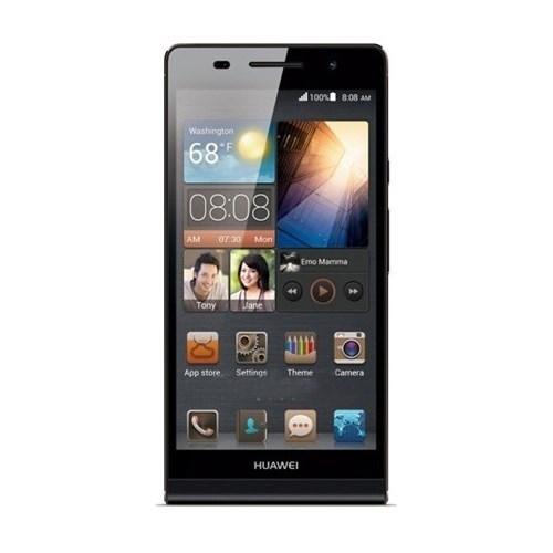 CoverZone Huawei Ascend P6 Ekran Koruyucu Jelatin Film