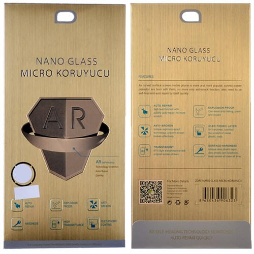 Cep Market Samsung Galaxy Note 4 Cam Nano Glass Ekran Koruyucu