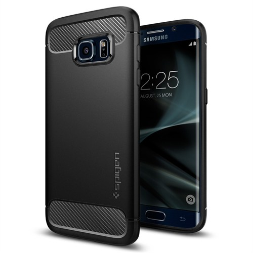 Case Design armor phone cases : ... Spigen Samsung Galaxy S7 Edge Ku0131lu0131f Ultra Rugged Armor - 556CS20033