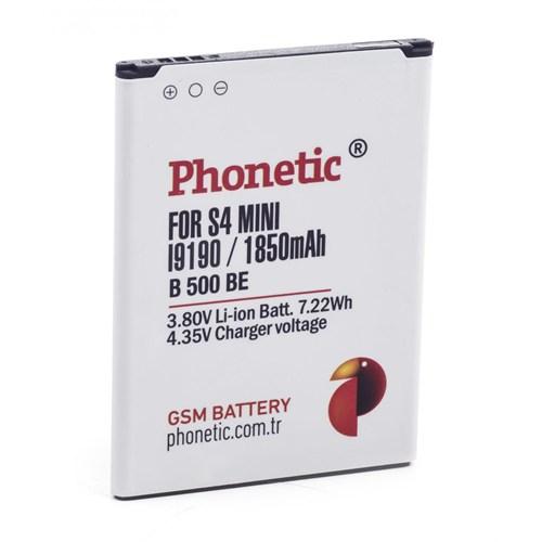 Phonetic Samsung Galaxy S4 Mini İ9190 Batarya Pil