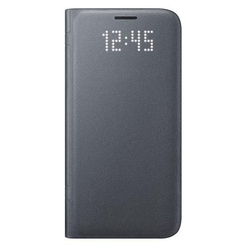 Samsung Galaxy S7 LED View Fonksiyonel Cover Siyah - EF-NG930PBEGWW