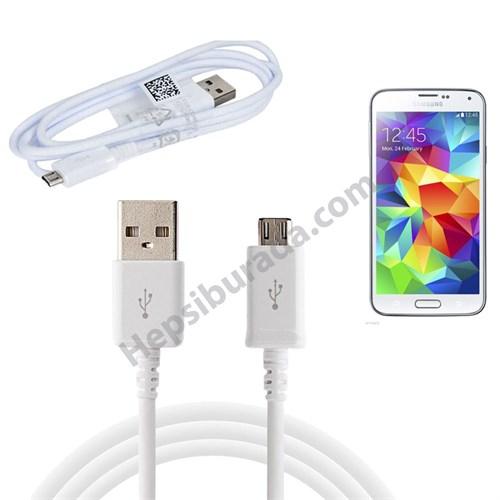 Fonemax Samsung Galaxy S5 Micro Usb Data Ve Şarj Kablosu