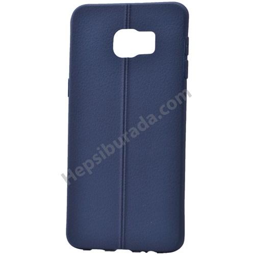 Fonemax Samsung Galaxy S6 Edge Plus Desenli Silikon Kılıf