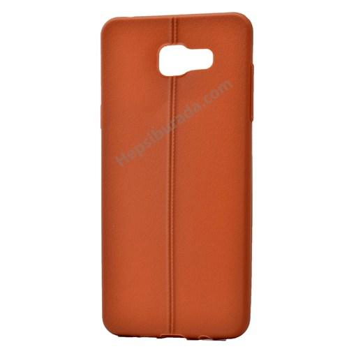 Fonemax Samsung A710 Galaxy A7 (2016) Desenli Silikon Kılıf