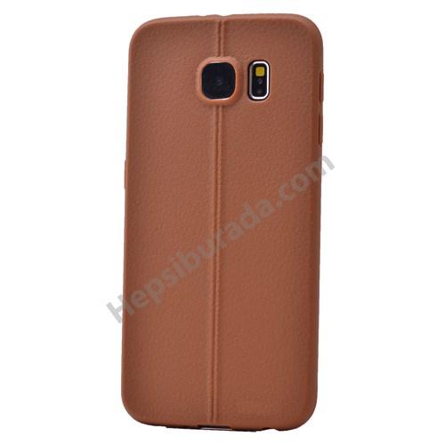Fonemax Samsung Galaxy S6 Desenli Silikon Kılıf