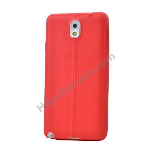 Fonemax Samsung Galaxy Note 3 N9000 Desenli Silikon Kılıf