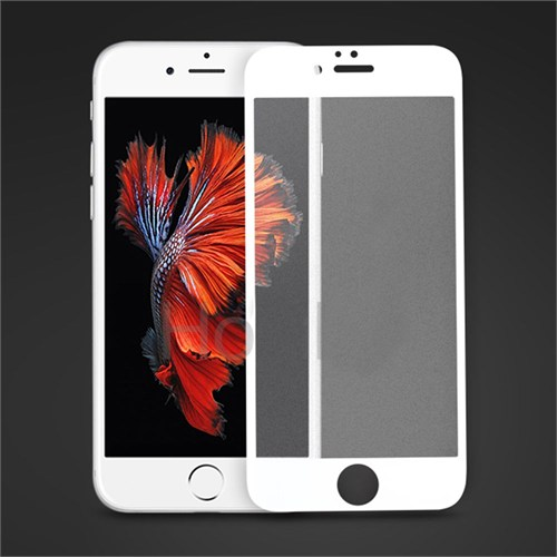 Spada İphone 6/6S Full Fit Mat Ekran Koruyucu Cam