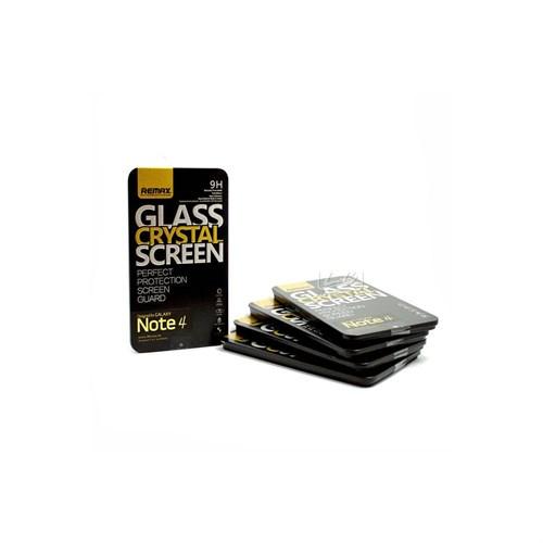 Remax Samsung Galaxy Note 4 Crystal Cam Ekran Koruyucu