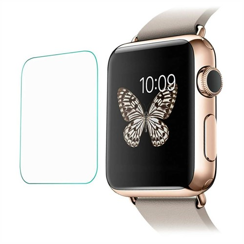 Microcase Apple Watch 42Mm Tempered Cam Koruyucu