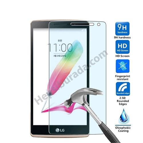 Fonemax Lg G4 Stylus Kırılmaz Cam Ekran Koruyucu