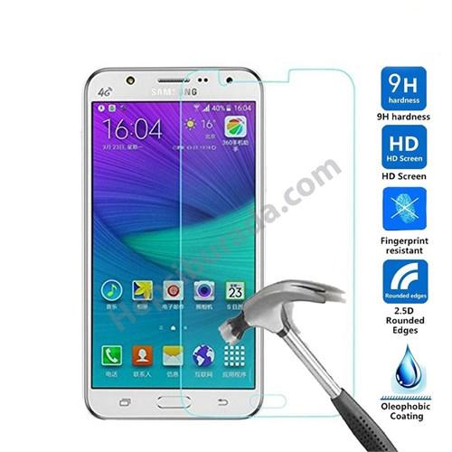 Fonemax Samsung Galaxy J5 Kırılmaz Cam Ekran Koruyucu