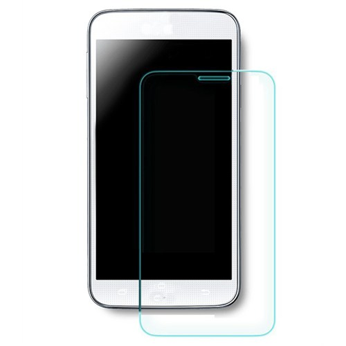 Volpawer Samsung Galaxy Mega Kırılmaz Cam Ekran Koruyucu + Şeffaf Silikon Kılıf