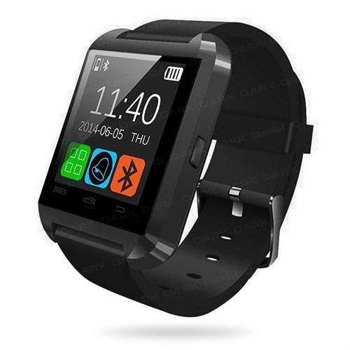 Dark SW06 Smart Watch Android Uyumlu Akıllı Saat (Siyah) DK-AC-SW06B