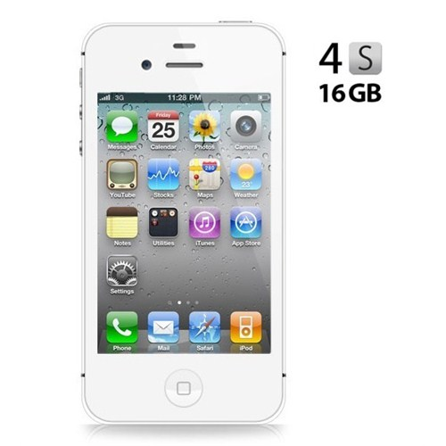 Apple iPhone 4S 16 GB ( Beyaz )