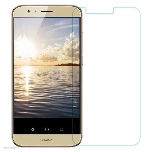 Markacase Huawei G8 Kırılmaz Ön Tempered Cam Koruyucu