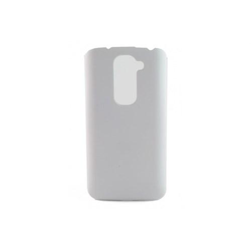 Teleplus Lg G2 Mini Rubber Kapak Kılıf Beyaz
