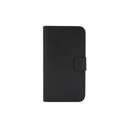 Teleplus Lg L5 2 Cüzdanlı Kılıf Siyah Renk