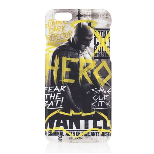 Batman V Superman Hero İphone 6/6S Kapak