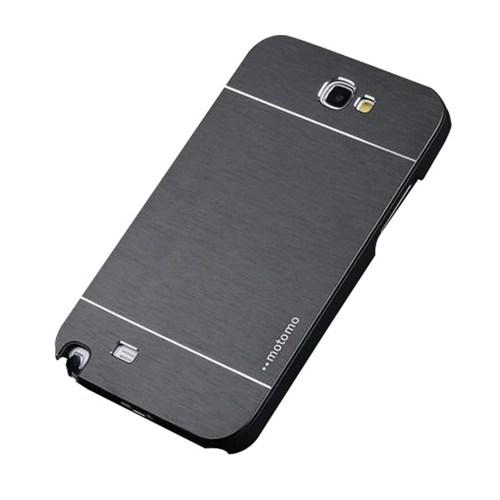 KılıfShop Samsung Galaxy Note 2 Metal Kılıf