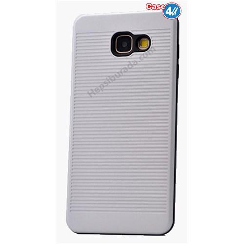 Case 4U Samsung A510 Galaxy A5 You Koruyucu Kapak Gri