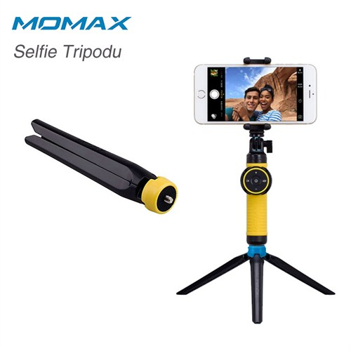 Momax Selfie Tripodu