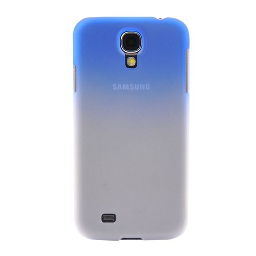 Duck Samsung Galaxy S4 Mat Plastik Daily Mavi Kapak