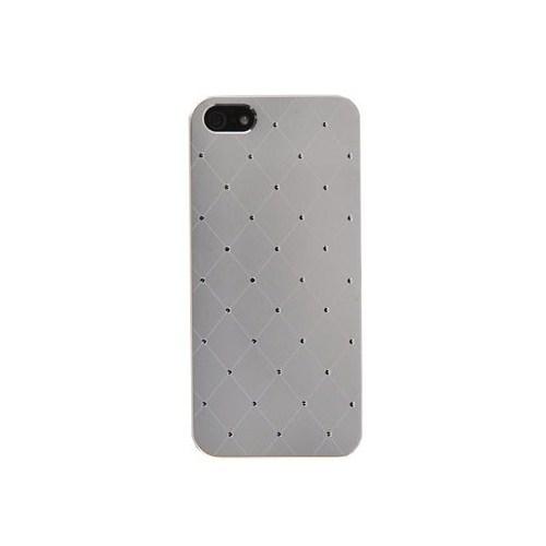 Duck Apple iPhone 5 Baklava Silver Kapak
