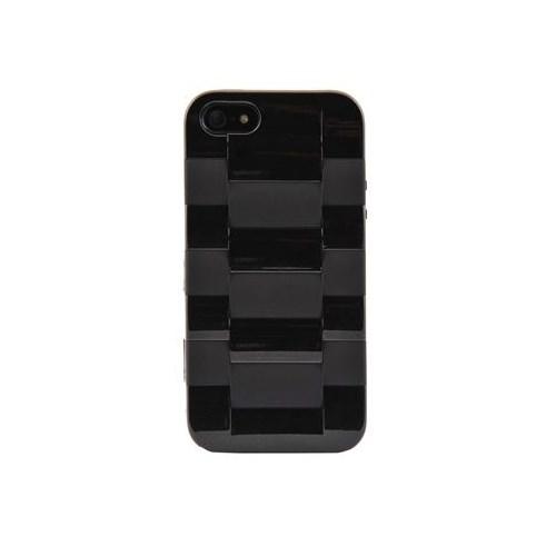 Duck Apple iPhone 5 Knitted Black Kapak