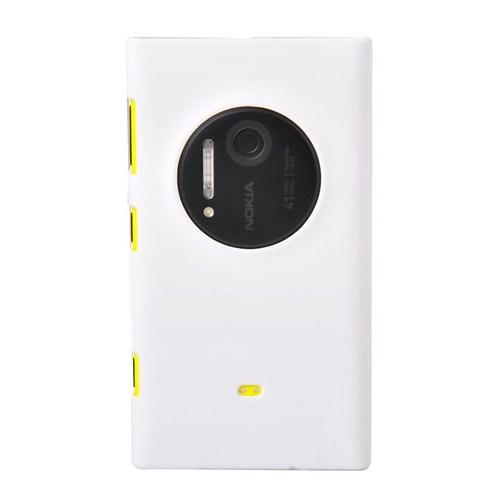 Vacca Nokia 1020 Sert Kapak Daily Beyaz