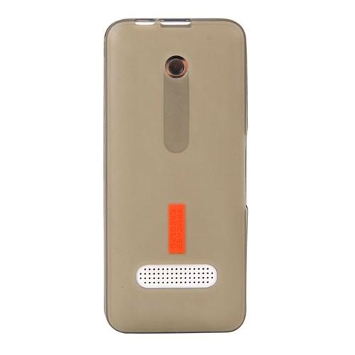 Vacca Nokia 301 Slikon Kapak Daily Siyah