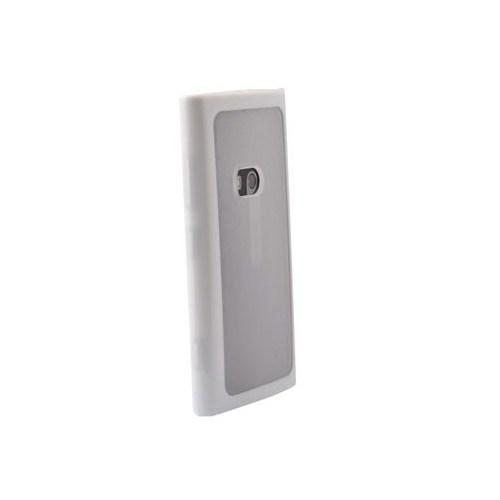 Duck Lumia 920 Plastic Daily Beyaz Çerçeveli Kapak