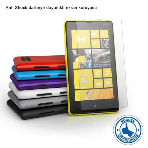 Vacca Nokia Lumia 820 Anti Shock Ekran Filmi